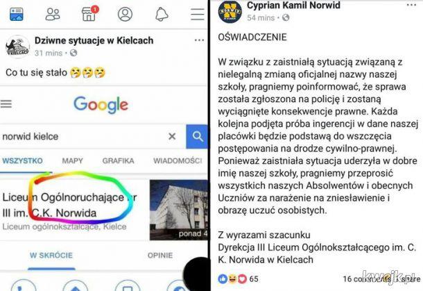 Halo policja prosze przyjechać na Google