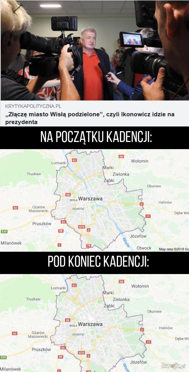 Sen o Warszawie