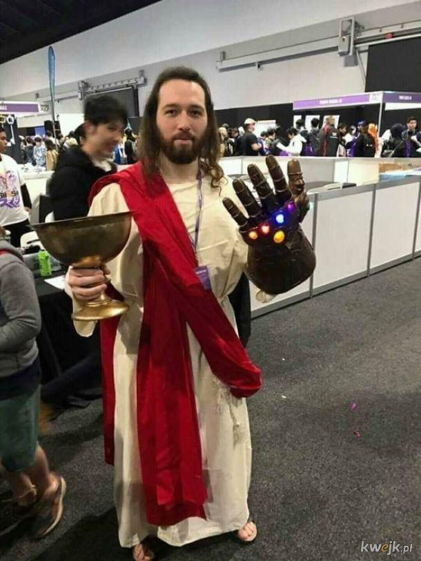 Thanos zbawiciel światów ...