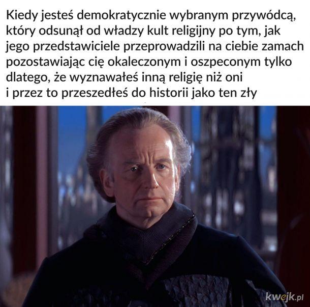 Imperium nie zrobiło nic złego
