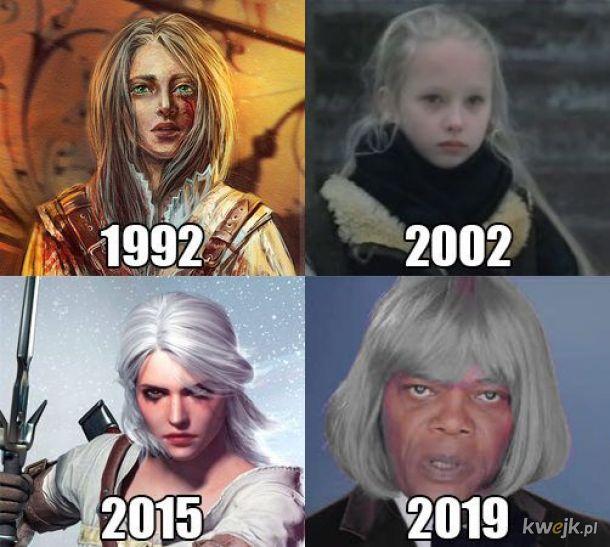 Ewolucja Ciri