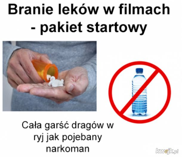 Lekarstwa w filmach