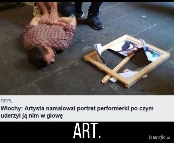 Sztuka.