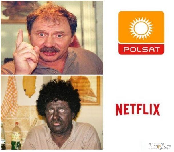 Netflixowe adaptacje
