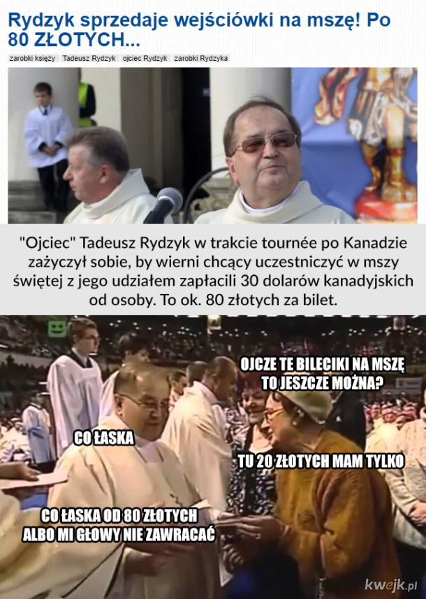 Tadeusz biznesmen