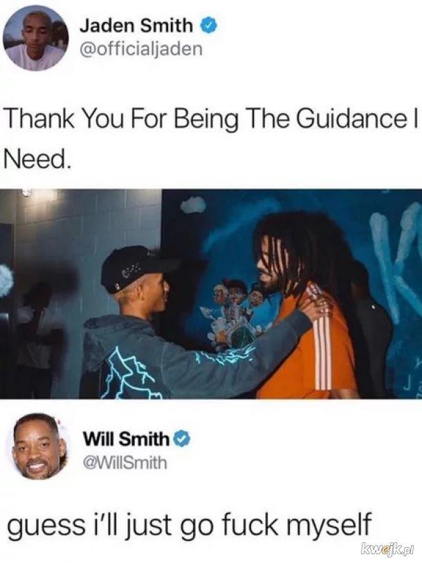 Syn Willa Smitha