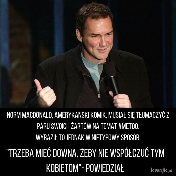 Bądź jak Norm!