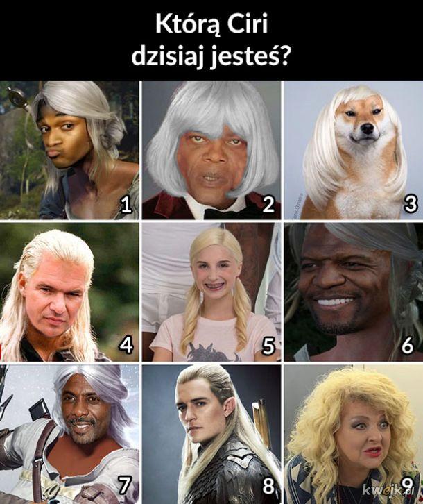 Którą Ciri jesteś?
