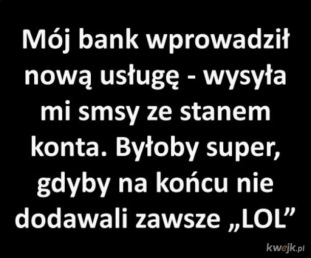 Bank śmieszek
