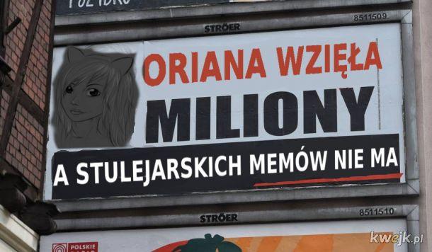 Ciekawe kto opłaca tą kampanie.