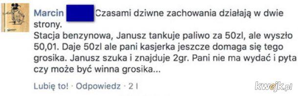 Kto jest Januszem