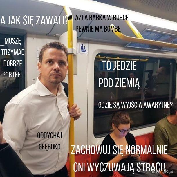 Też tak macie w metrze?