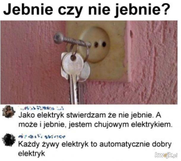 Prawda o elektryku