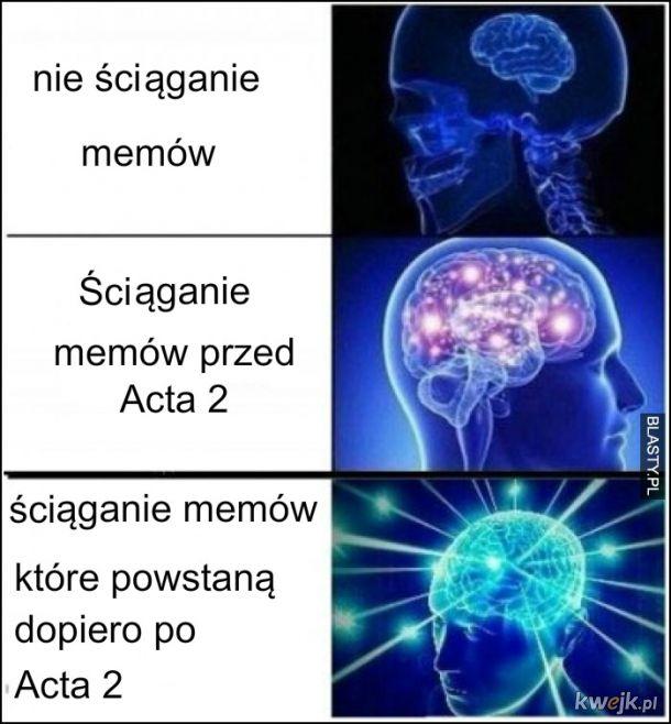 Pora zacząć robić zapas memów