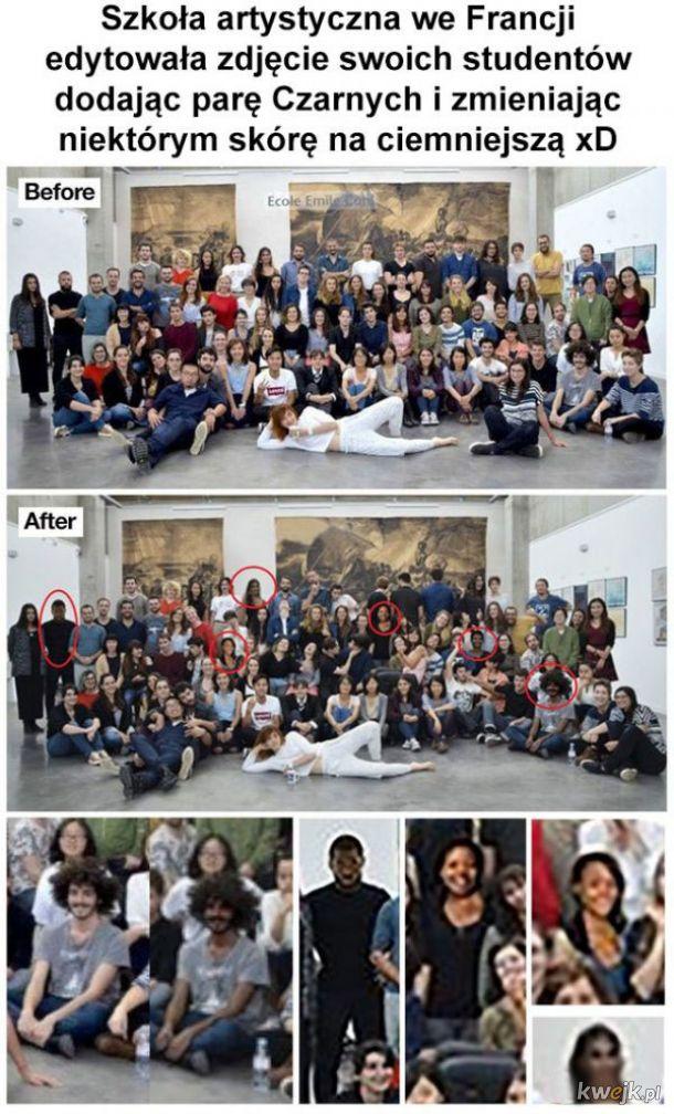 Szkoła artystyczna we Francji
