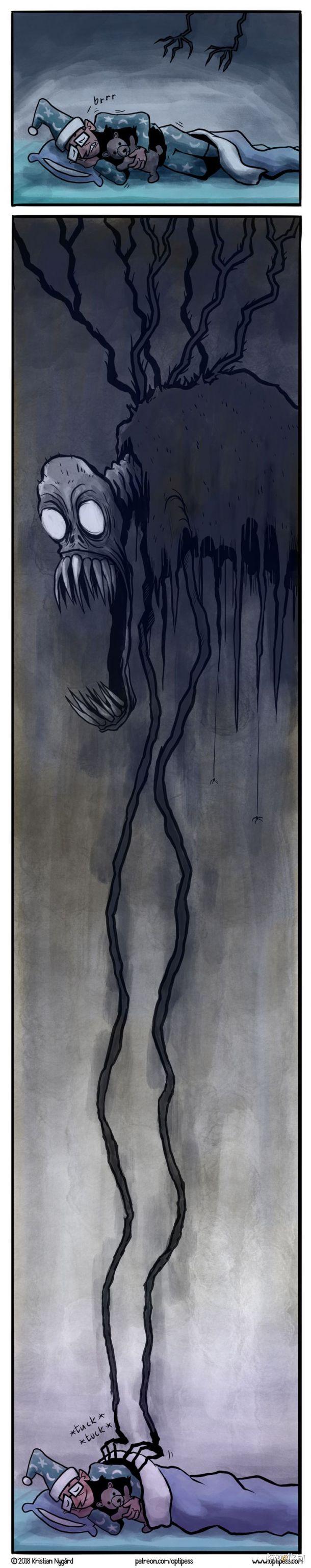 Potworny potwór