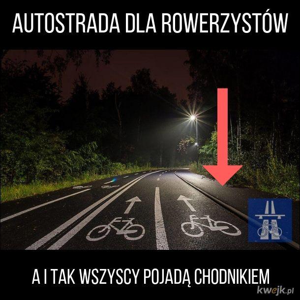 Autostrada dla rowerzystów