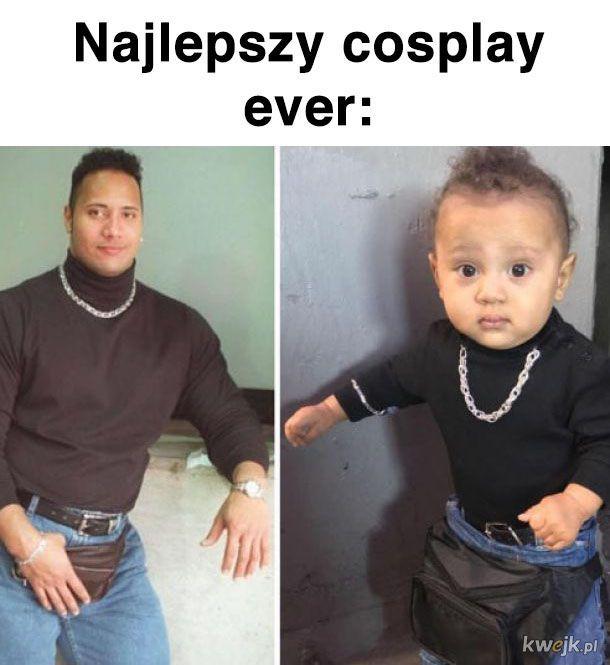Idealny cosplay