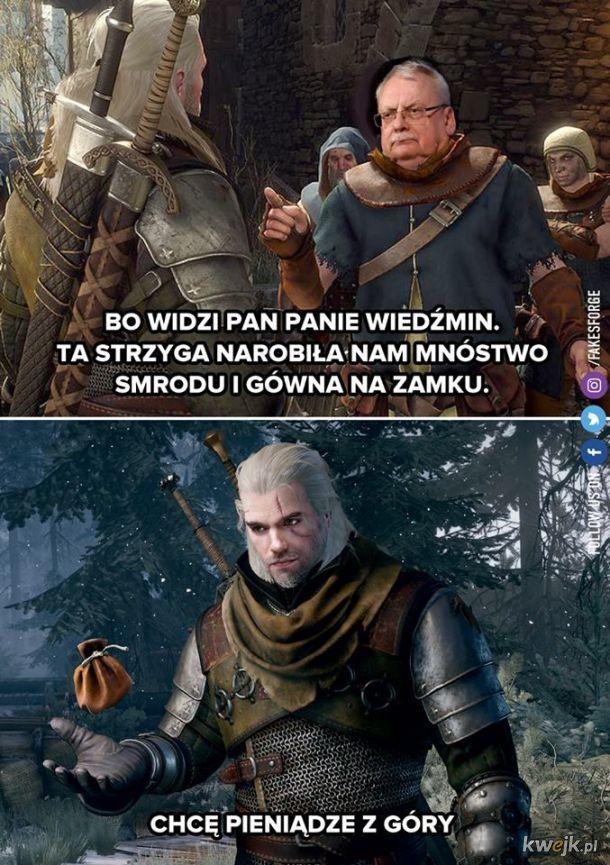 Pan Wiedźmin