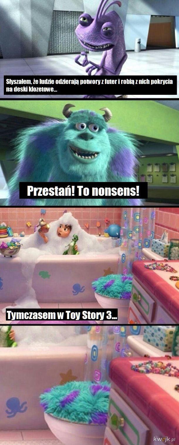 Śmieszek w stylu Disney'a