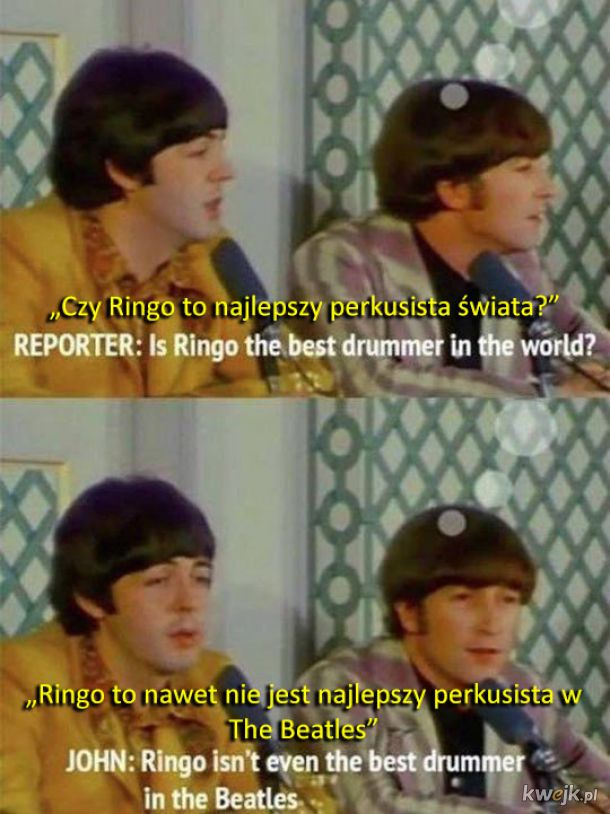 Beatlesi to dopiero były śmieszki