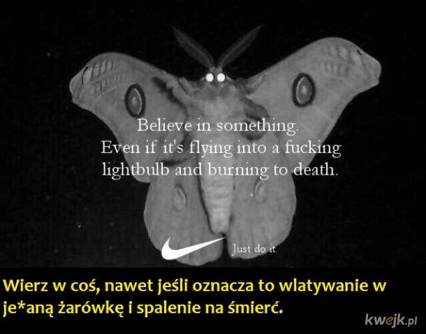 Wierz w coś