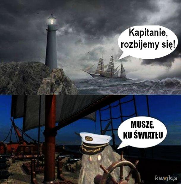 kapitana zaćmiło