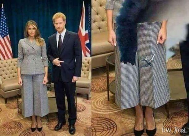 Gdzieś widziałem te spodnie