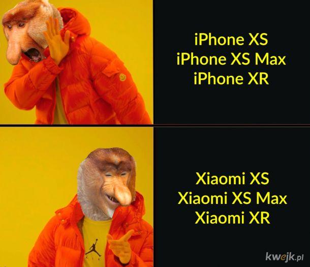 Xiaomi lepszy