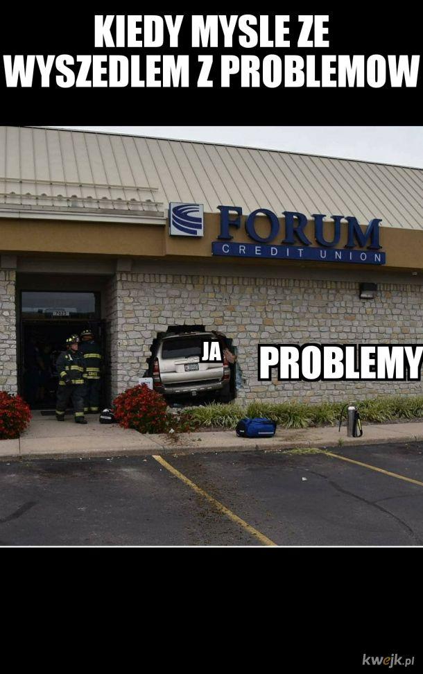 problemy...