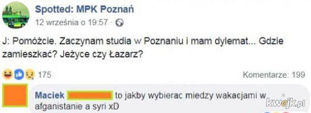 Studia w Poznaniu