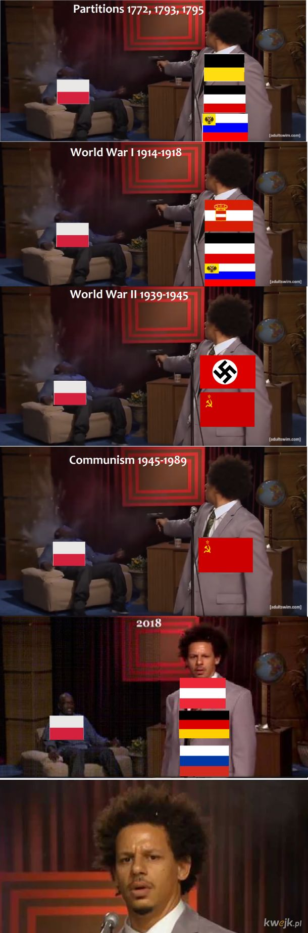 Polska nieśmiertelna :D