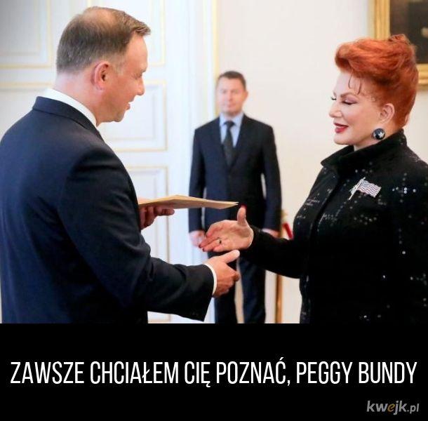 Dudeł i Peggy Bundy