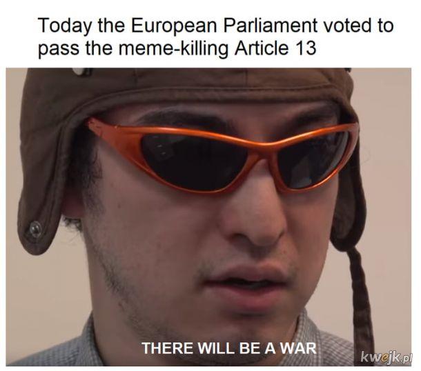Będzie wojna