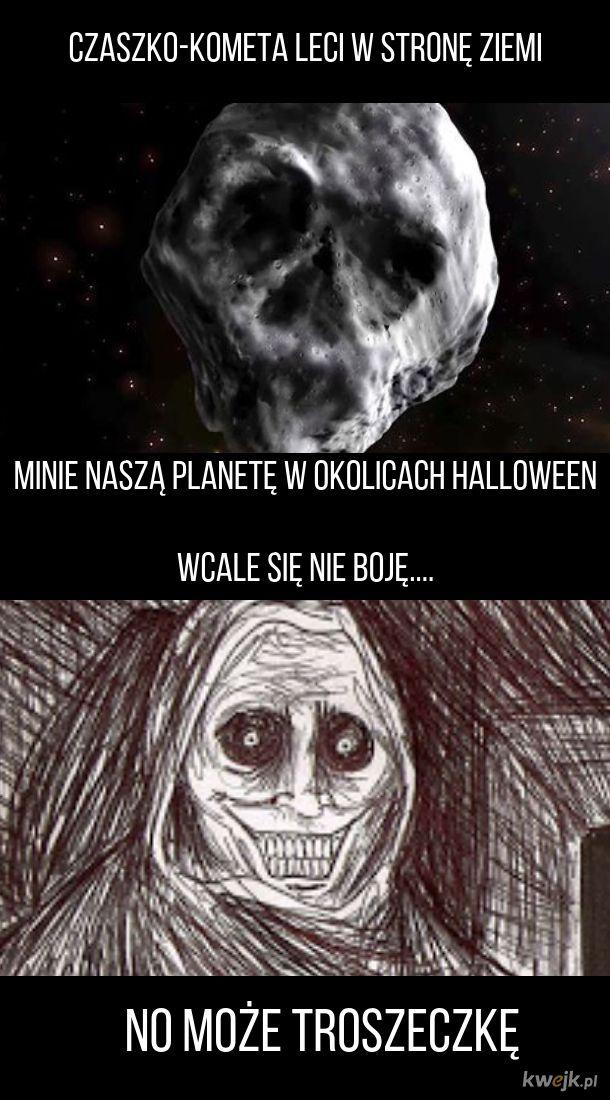 Czaszko-kometa