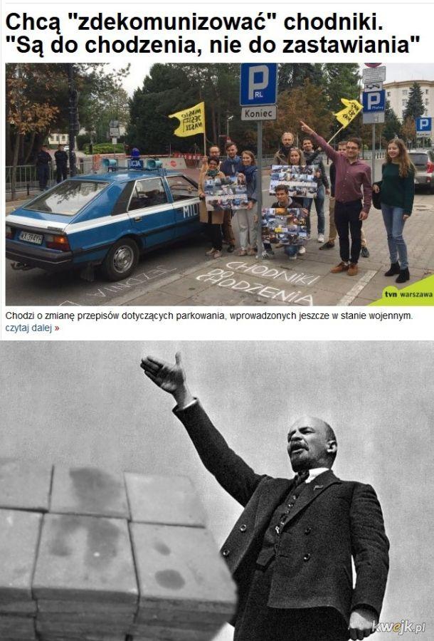 Komunistyczne chodniki