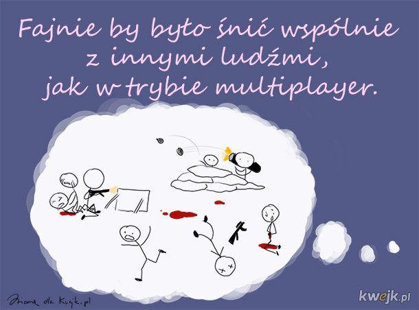 Tryb multiplayer