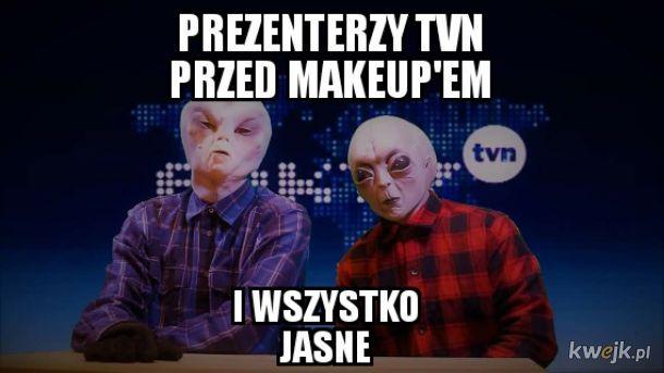"""Prawdziwe """"FAKTY"""" TVN"""