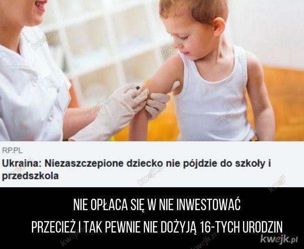 Spieszmy się kochać nieszczepionkowców - tak szybko odchodzą