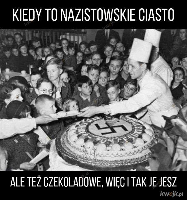 Pyszne ciasto od Fuhrera