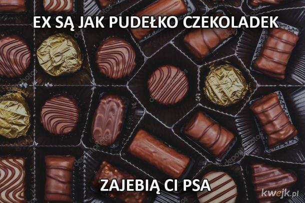 Pudełko czekoladek