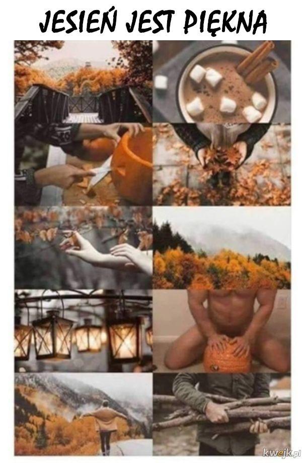 jesien kocham