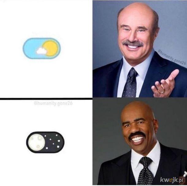 Jasno czy ciemno?