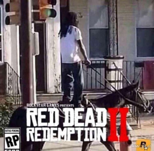 Nowe Red Dead Redemption zapowiada się super!