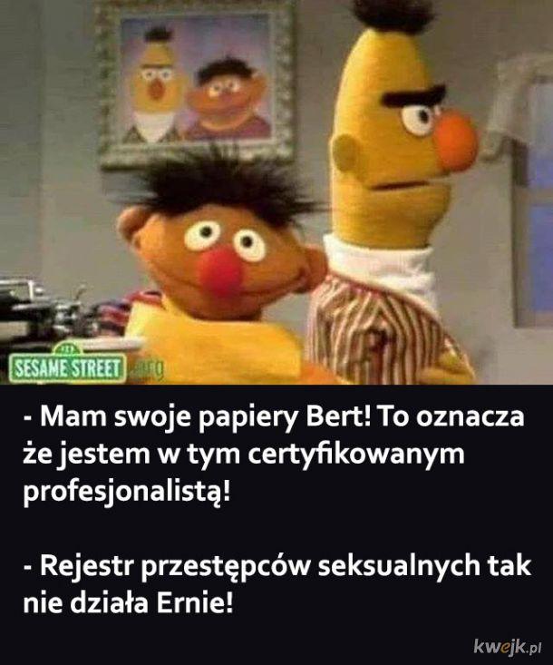 Bert i Ernie