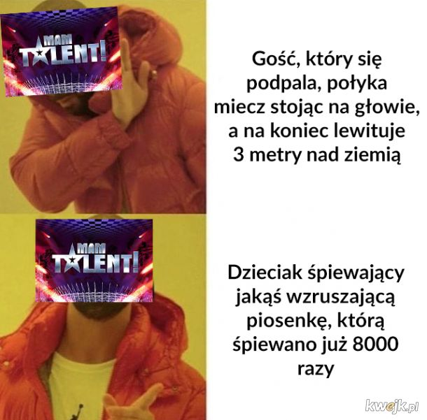 Talent show w praktyce