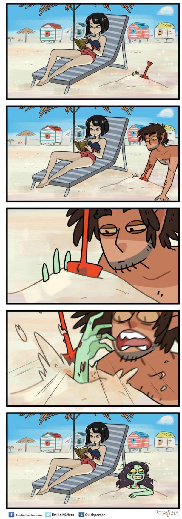 Komiksy ZomCom