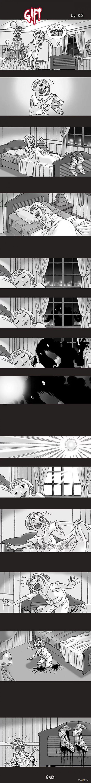 Tylko dla ludzi o mocnych nerwach - komiksy Silent Horror
