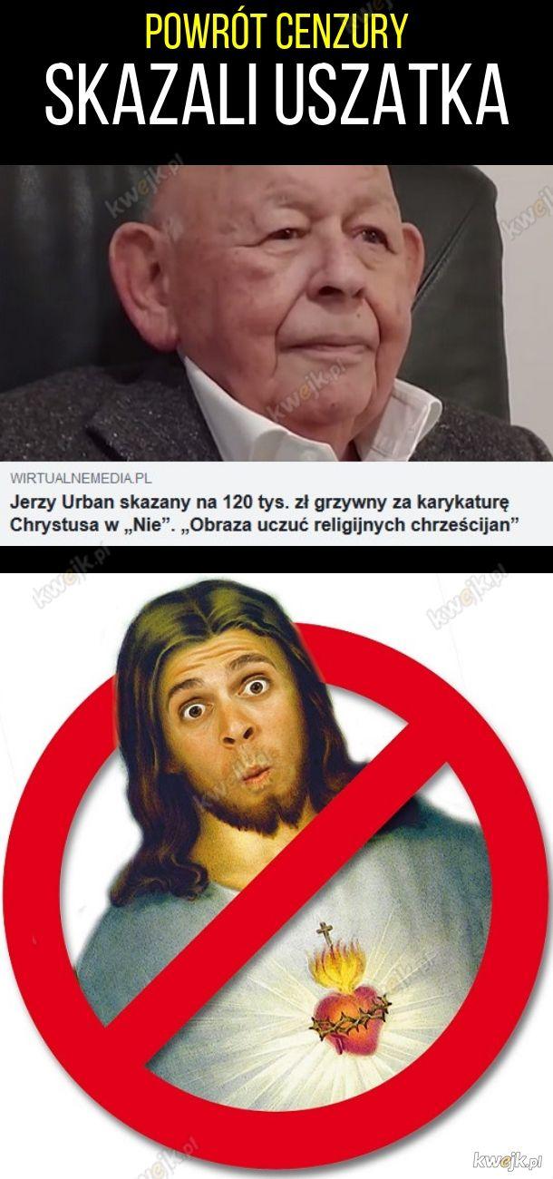 Karykatury zakazane