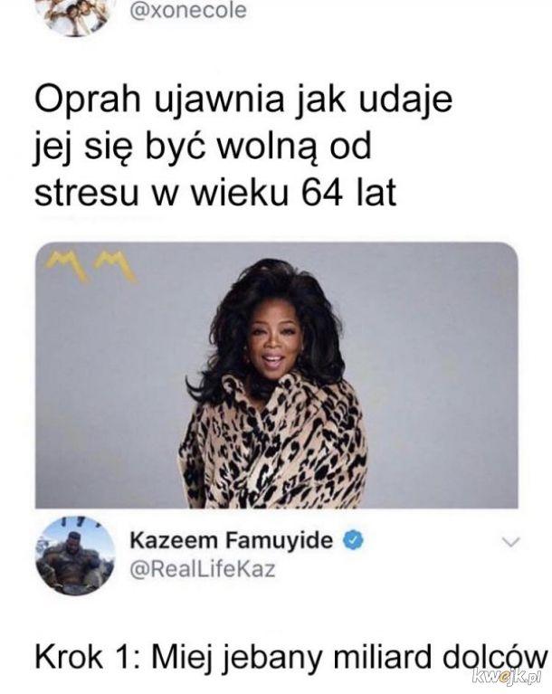 Życie bez stresu